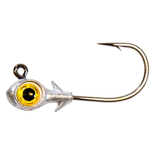Jig Head Trout Eye Z-Man Cor Gold