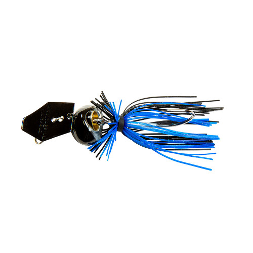 Isca Artificial Chatterbait® Freedom CFL Cor Black/Blue