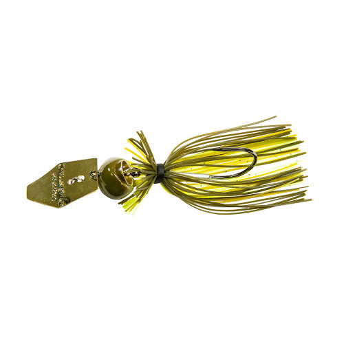 Isca Artificial Chatterbait® Freedom CFL Cor Green Pumpkintreuse