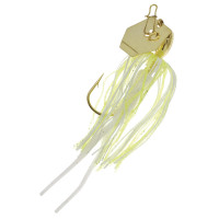 Isca Artificial Chatterbait® Micro Cor Chartreuse White