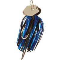 Isca Artificial Chatterbait® Mini Cor Blue/Black