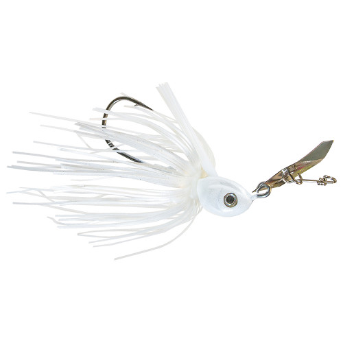 Isca Artificial ProjectZ Chatterbait® Weedless Cor Pearl Ghost