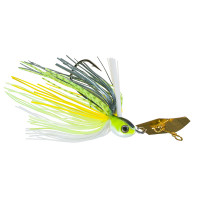 Isca Artificial ProjectZ Chatterbait® Weedless Cor Chartreuse Sexy Shad
